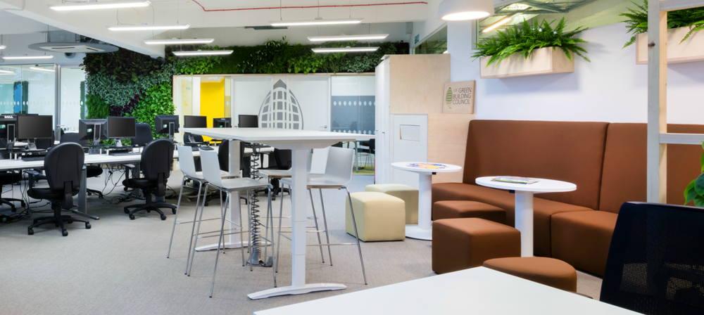 Circular office UKGBC case study