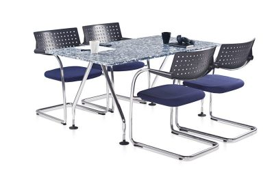 The RePlastic Table – the office table that will transform how you think about plastic