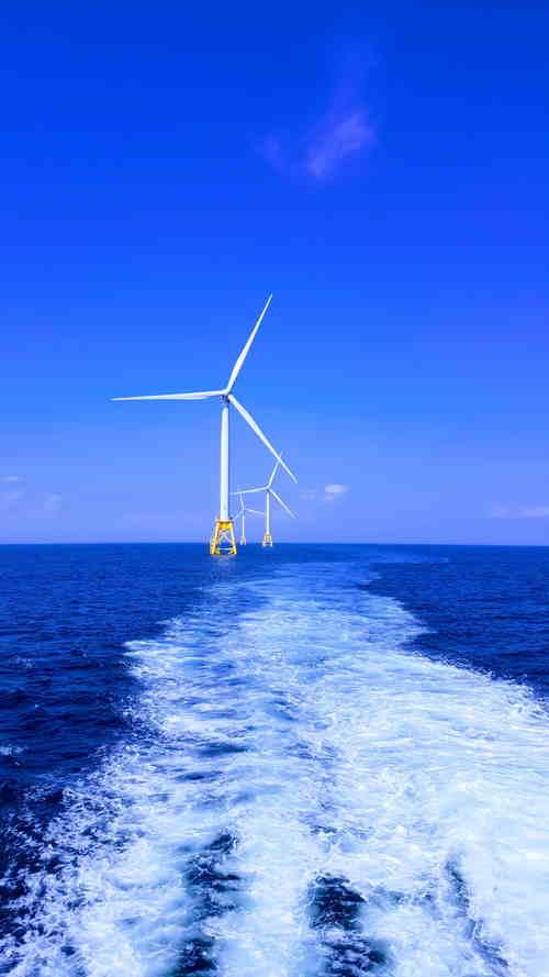 Rype Zero: Offshore Wind Farm
