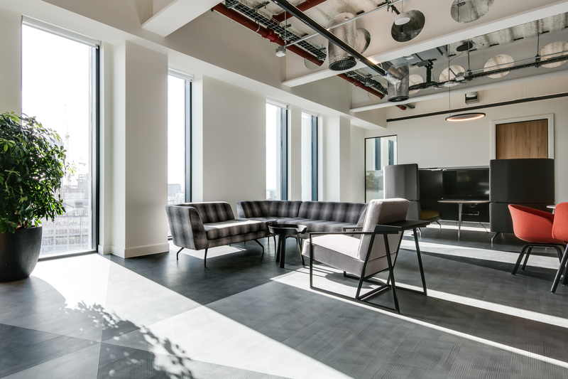 JLL Manchester office